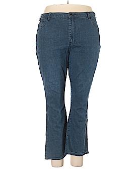 DG^2 by Diane Gilman Jeans Size 20W (Plus)