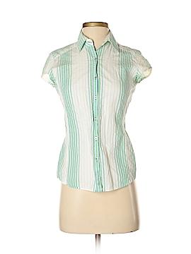 Ben Sherman Sleeveless Button-Down Shirt Size XS