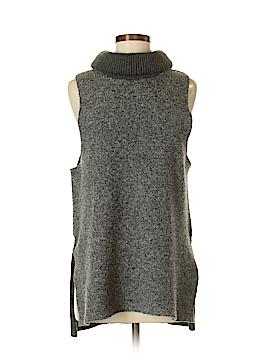 White + Warren Wool Pullover Sweater Size M