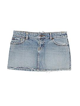 Blue Asphalt Denim Skirt Size 1