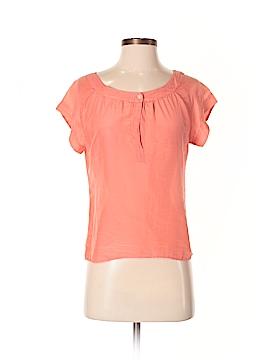 Savile Row Short Sleeve Blouse Size S