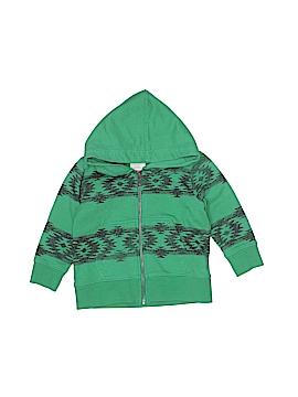 Peek... Zip Up Hoodie Size 12-18 mo