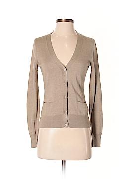 Massimo Dutti Silk Cardigan Size S