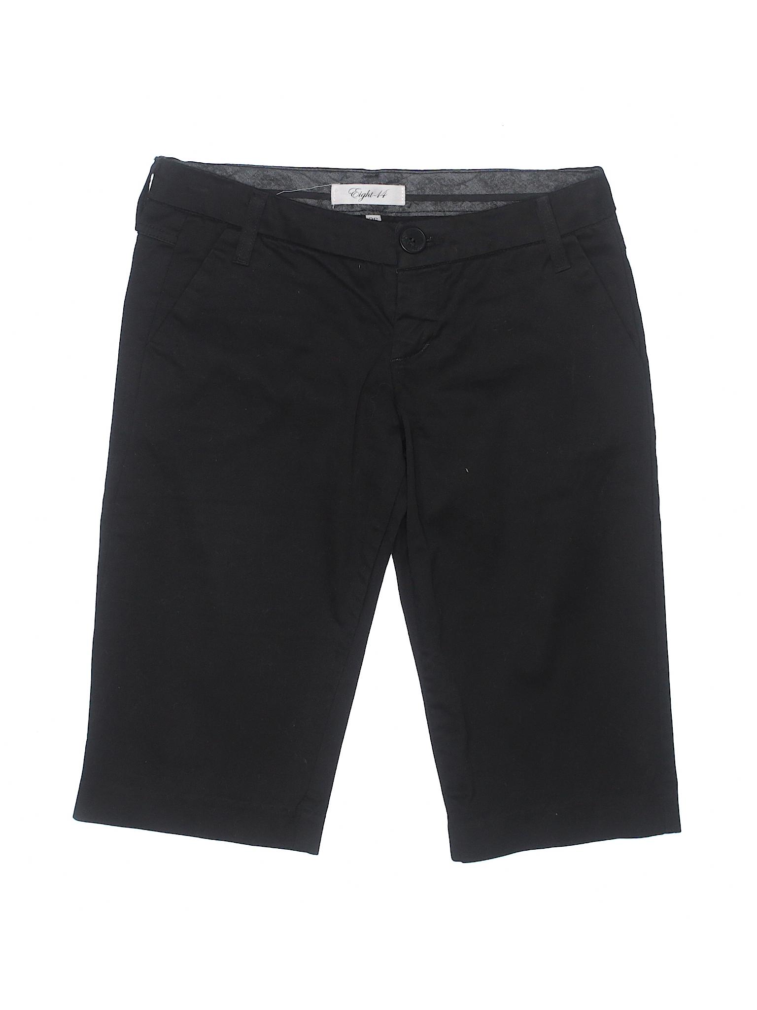 leisure Khaki Boutique 14 Shorts Eight q6HnHdT
