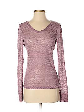 BKE Long Sleeve Blouse Size S
