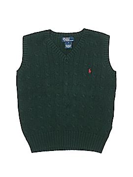 Polo by Ralph Lauren Sweater Vest Size 6