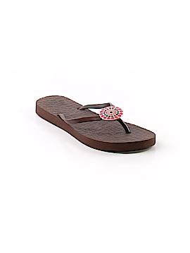 Lindsay Phillips Flip Flops Size 8