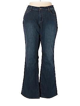 DKNY Jeans Jeans Size 18WR (Plus)