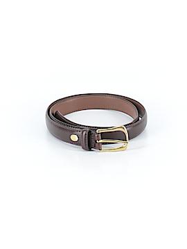 Liz Claiborne Leather Belt Size XL