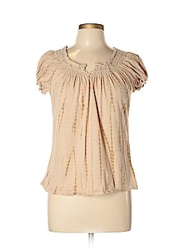 Gloria Vanderbilt Short Sleeve Top Size L