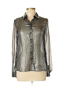 T Tahari Long Sleeve Blouse Size XS