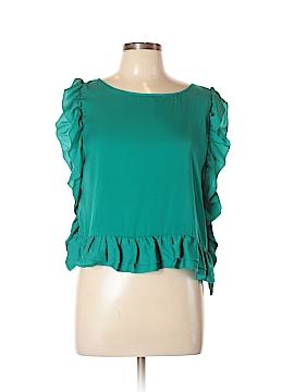 I Love H81 Short Sleeve Blouse Size L