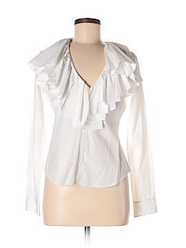 Ralph Lauren Black Label Long Sleeve Button-Down Shirt Size 6