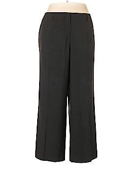 AK Anne Klein Dress Pants Size 20W (Plus)