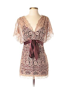 Yoana Baraschi Sleeveless Silk Top Size 4