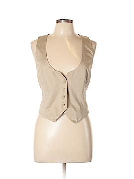 Ann Taylor LOFT Tuxedo Vest Size L