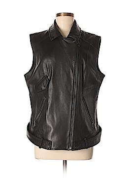 Cache Leather Jacket Size XL