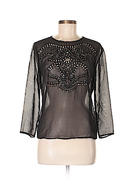 Trafaluc by Zara Long Sleeve Blouse Size M
