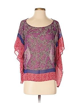 Petticoat Alley Short Sleeve Blouse Size XS - Sm