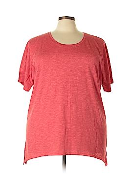 SONOMA life + style 3/4 Sleeve Top Size 1X (Plus)