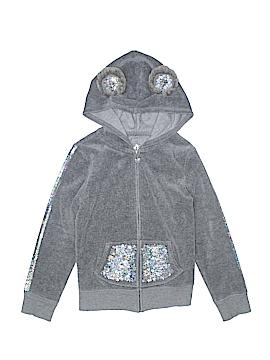 Justice Fleece Jacket Size 5
