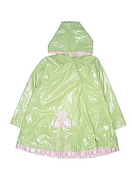 Corky & Company Raincoat Size 8