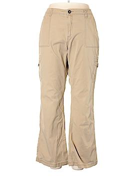 Merona Cargo Pants Size 18W (Plus)