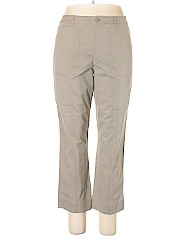 Gloria Vanderbilt Casual Pants Size 16 (Petite)