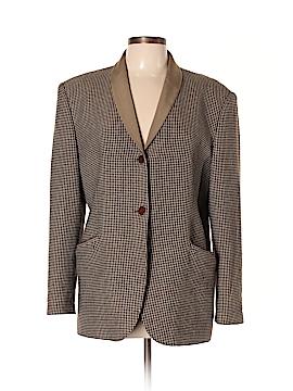 Giorgio Armani Wool Blazer Size 46 (IT)