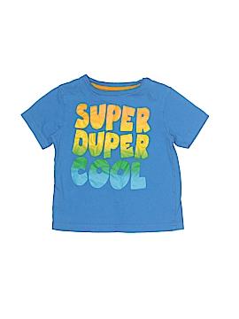Falls Creek Short Sleeve Button-Down Shirt Size 18 mo
