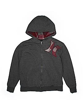 Hurley Zip Up Hoodie Size 12