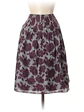 Liz Claiborne Silk Skirt Size 4 (Petite)