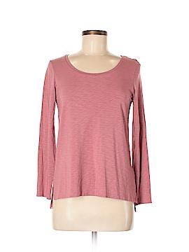 Sigrid Olsen Long Sleeve T-Shirt Size S