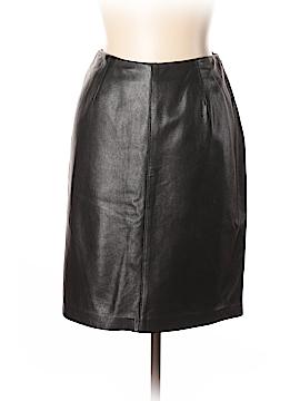 Alfani Leather Skirt Size 4