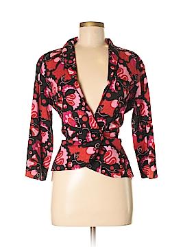 Anni Kuan Long Sleeve Blouse Size M