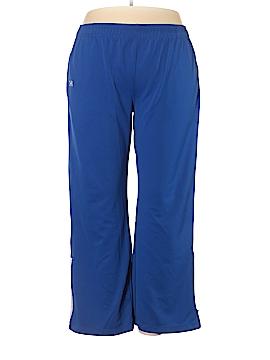 Under Armour Track Pants Size 2X (Plus)