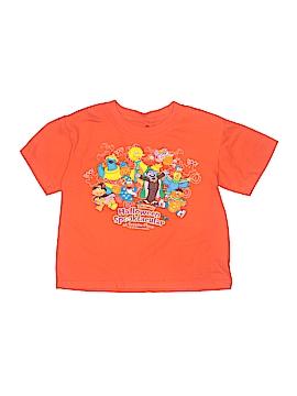 Sesame Street Short Sleeve T-Shirt Size S (Youth)