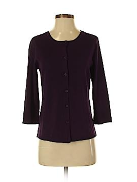 Coldwater Creek Silk Cardigan Size XS