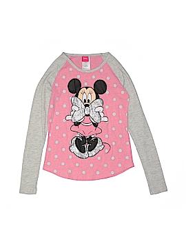 Disney Long Sleeve T-Shirt Size 10 - 12