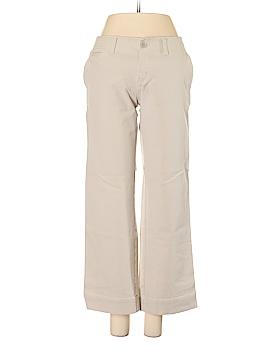 Eddie Bauer Khakis Size 4 (Petite)