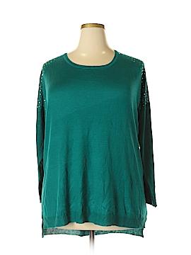 Avenue Pullover Sweater Size 26/28 Plus (Plus)
