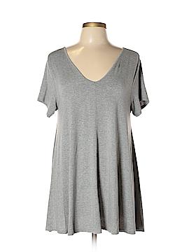Grace Elements Short Sleeve Top Size L