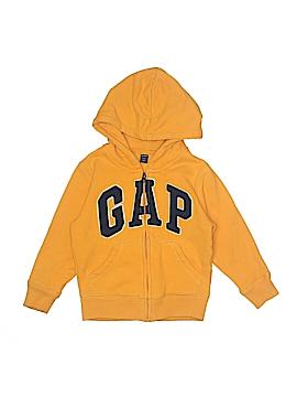 Gap Zip Up Hoodie Size 4