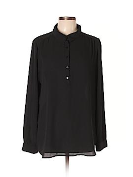 14th & Union Long Sleeve Blouse Size XL