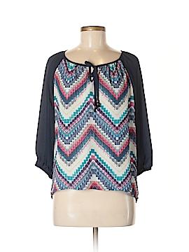Jolt 3/4 Sleeve Blouse Size S