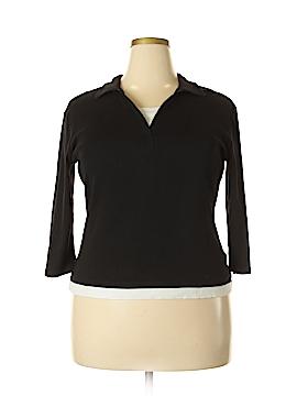DressBarn 3/4 Sleeve T-Shirt Size XL
