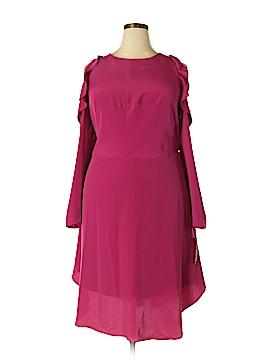 RACHEL Rachel Roy Casual Dress Size 18w (Plus)
