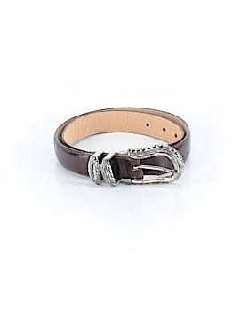 Brighton Leather Belt Size L