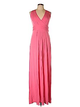 Ann Taylor LOFT Casual Dress Size L (Tall)