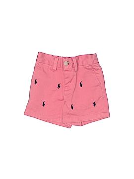 Ralph by Ralph Lauren Khaki Shorts Size 6 mo